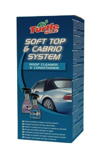 Turtle Wax Cabriolet  Cleaner & Conditioner Kit